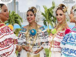 Viene el Festival Folclórico de Panamá 2020