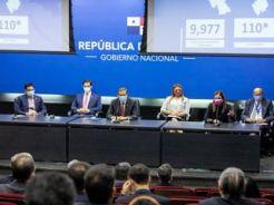 Presidente Cortizo Cohen lanza el plan 'Un Panamá Mejor'
