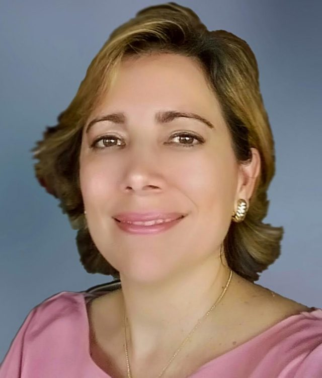 Mónica Fábrega. Directora de Operaciones de KNOWLEDGE GROUP, INC.